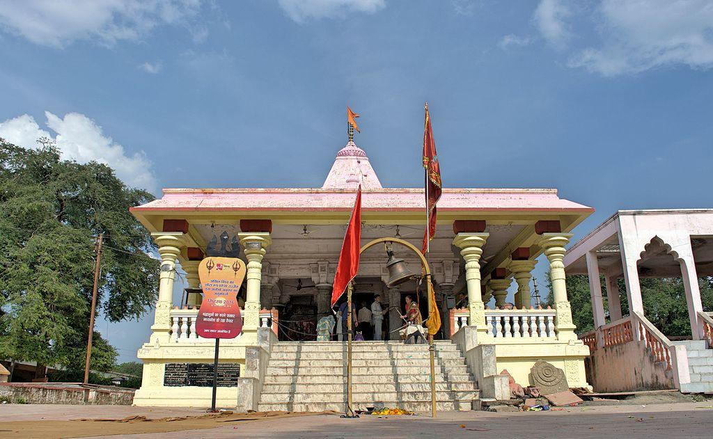 Kal Bhairav Temple (c) WikiCommons