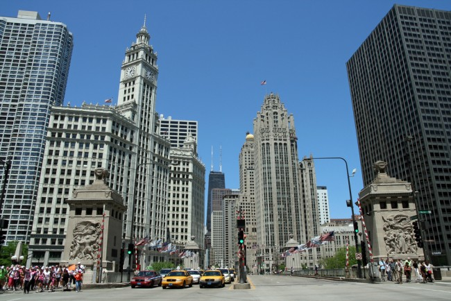 The Magnificent Mile | © Bert Kaufmann/Flickr