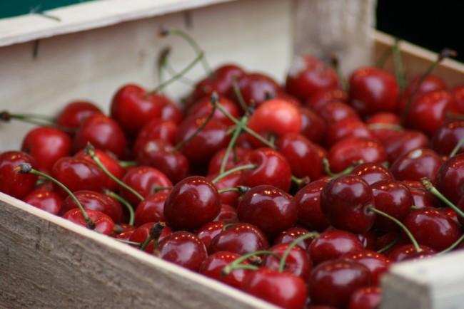 Cherries   © Quinn Dombrowski/Flickr