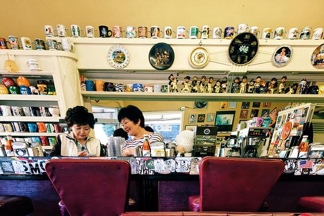 Eddie's Cafe © Kathy Drasky/Flickr