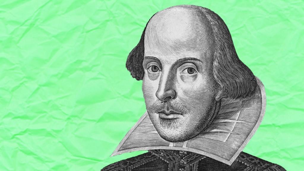 William Shakespear ©Gresham College