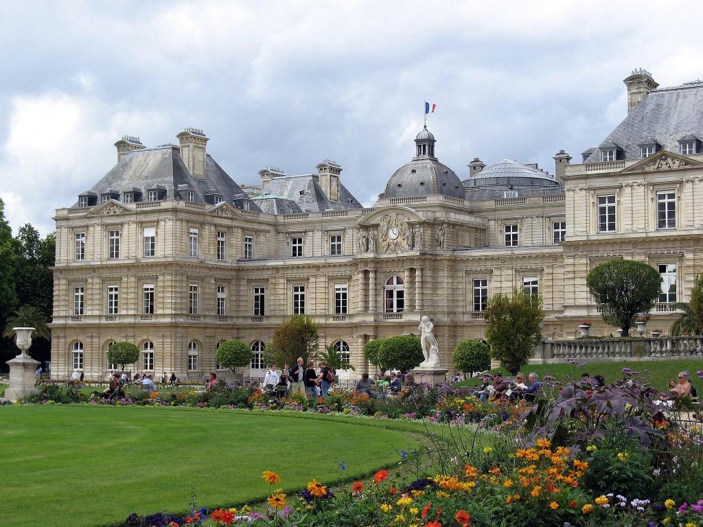 Palais du Luxembourg, Paris|© HarshLight/Flickr