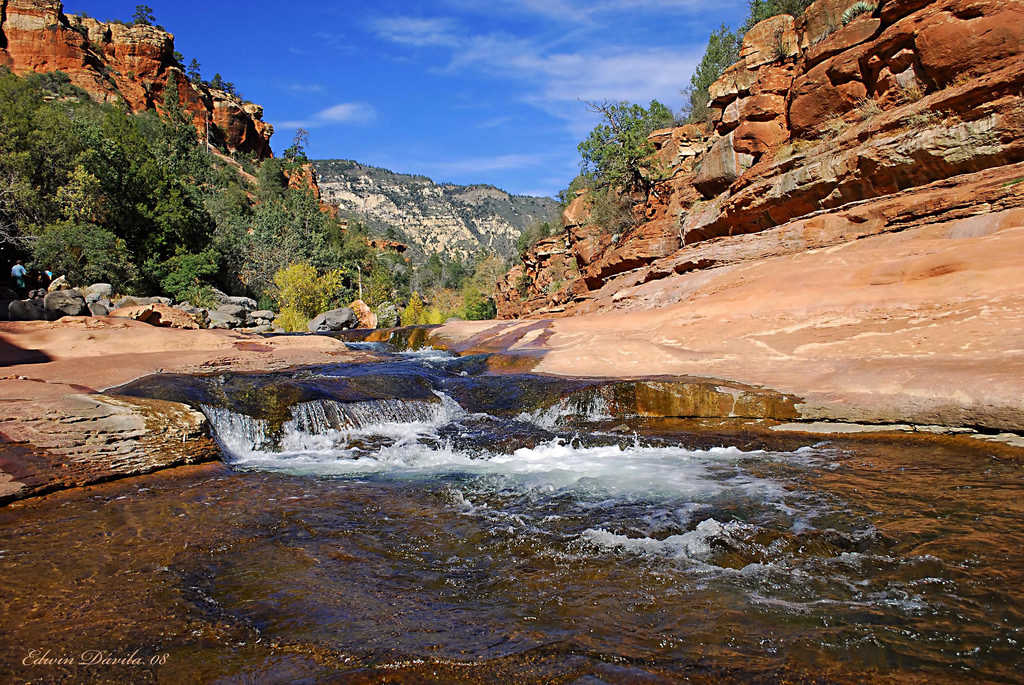 The top 10 family activities in sedona arizona for Cabine vicino a slide rock sedona