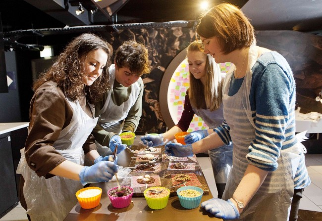 Lolly making workshop| © York's Chocolate Story
