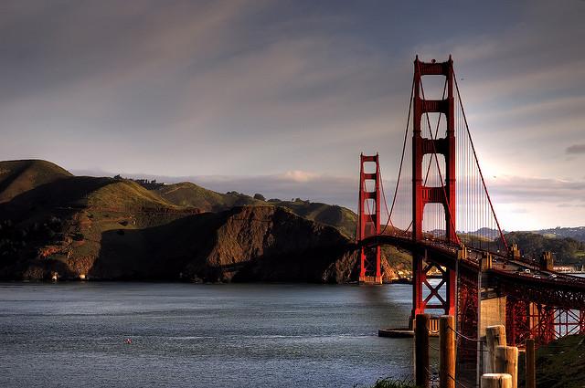 Golden Gate Bridge © Jamie Beverly/Flickr