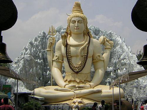 Siva Idol, Bangalore | ©Rakesh/Flickr