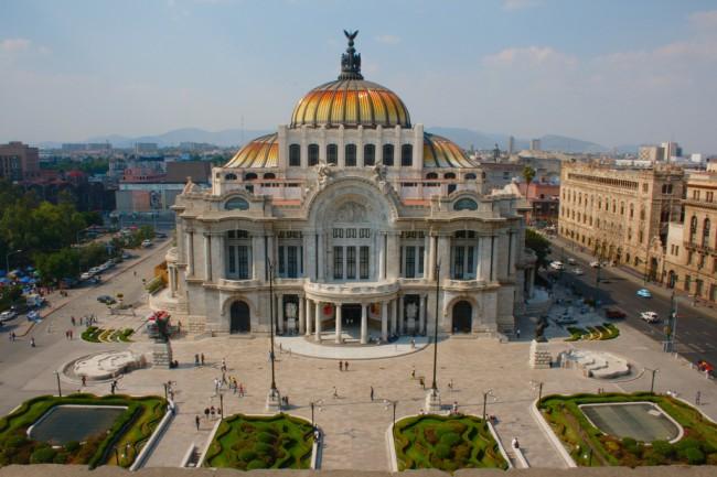 Palacio de Bellas Artes   ©Esparta Palma/Flickr