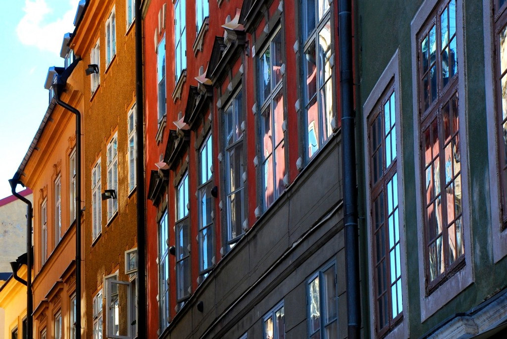 The heart of Stockholm's Old Town © Thierry H. / Flickr