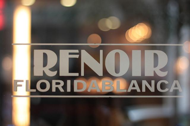 Renoir Floridablanca / ©martathegoodone /Flickr