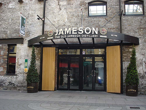 The Old Jameson Distillery| © Ivan Walsh/ Flickr