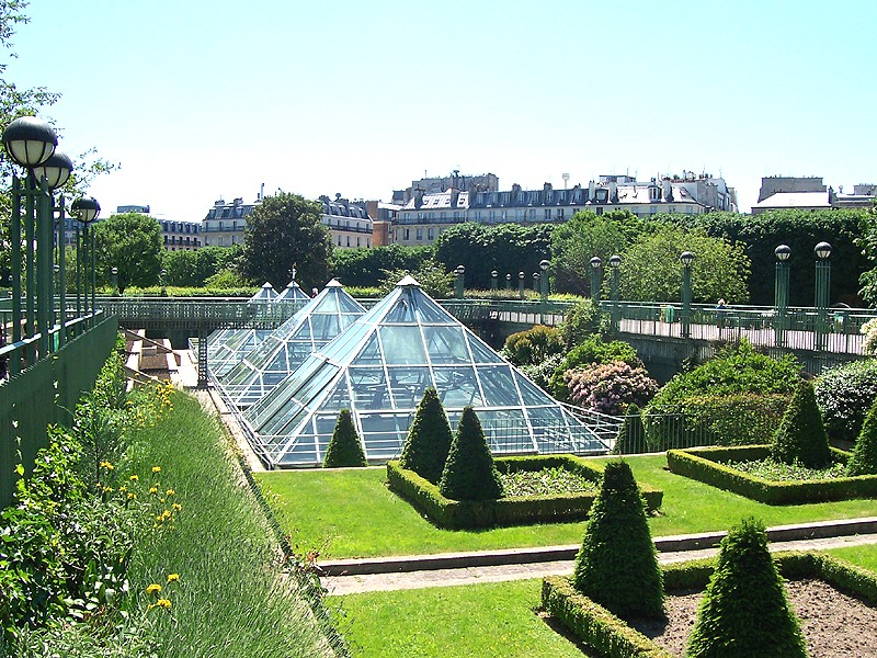 Best parks to visit in the 1st arrondissement of paris for Jardin nelson mandela