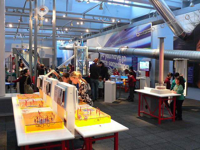 Launchpad Center at the Science Museum| © Heather Cowper/flickr.com