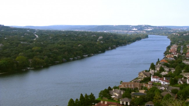 View From Mount Bonnell |©Andy/Flickr