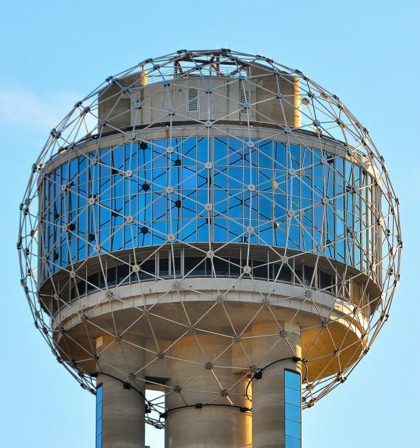 Reunion Tower | © Jim Bowen/Flickr