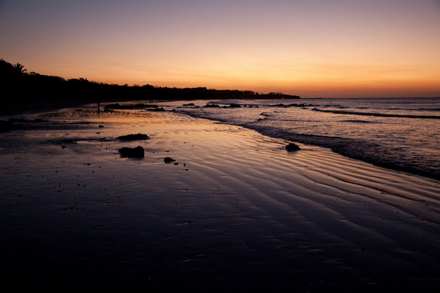 Sunset near Tamarindo | © Paul Kehrer/Flickr
