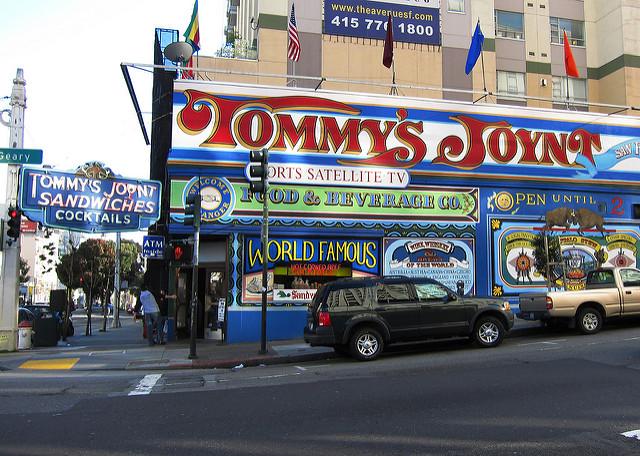 Tommy's Joynt © Nan Palmero/flickr