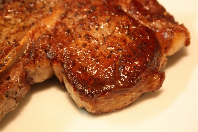 Porterhouse Steak |©Naotake Murayama/Flickr