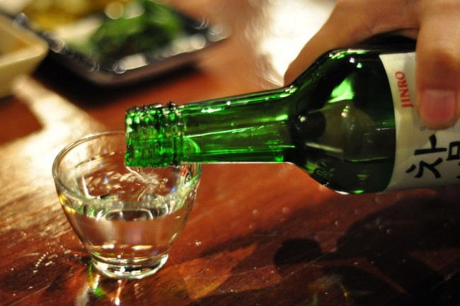 Soju Time! | © Graham Hills / Flickr
