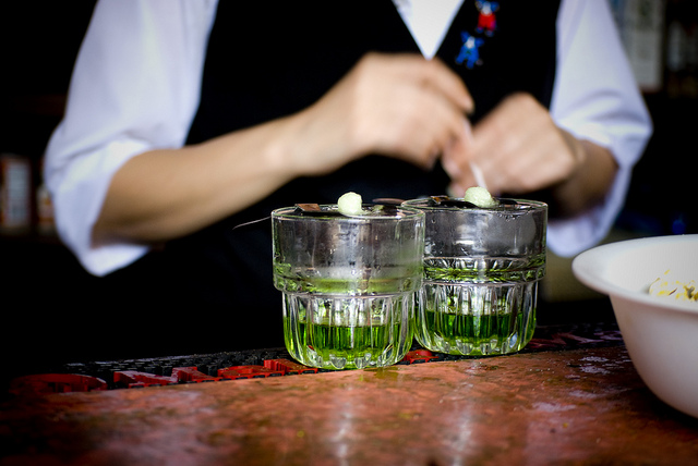 Absinthe|© Tyler/Flickr