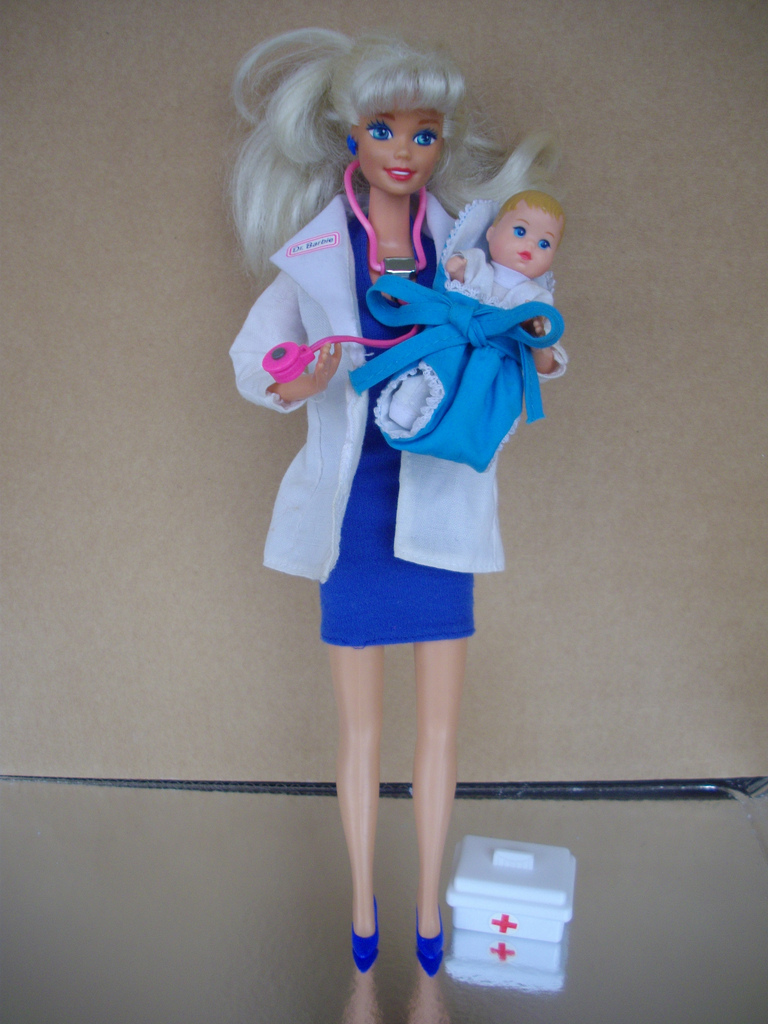 "barbie a good role model They found that the barbie is a role model for young children the good, the bad, and the barbie: 3 thoughts on "" brainwashed by barbiewhat a doll."