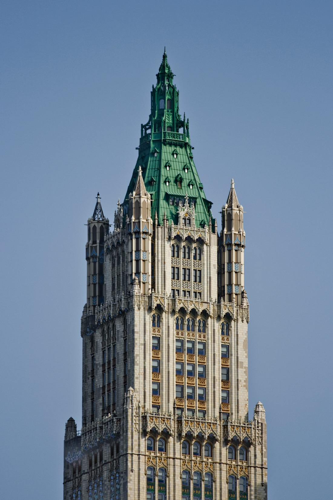 Woolworth Building | © N i c o l a/Flickr