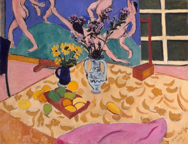 Still Life with The Dancer by Henri Matisse | © Gandalf's Gallery/Flickr