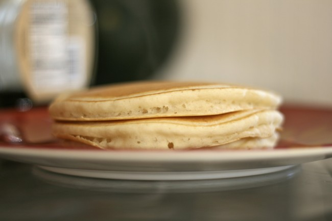 There's nothing quite like a stack of pancakes for breakfast| ©Flickr/Miss Messie