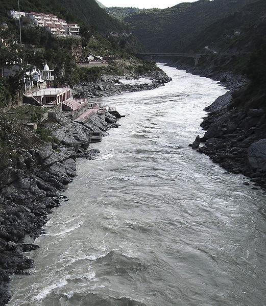 Bhāgīrathī | © Fowler&fowler/WikiCommons