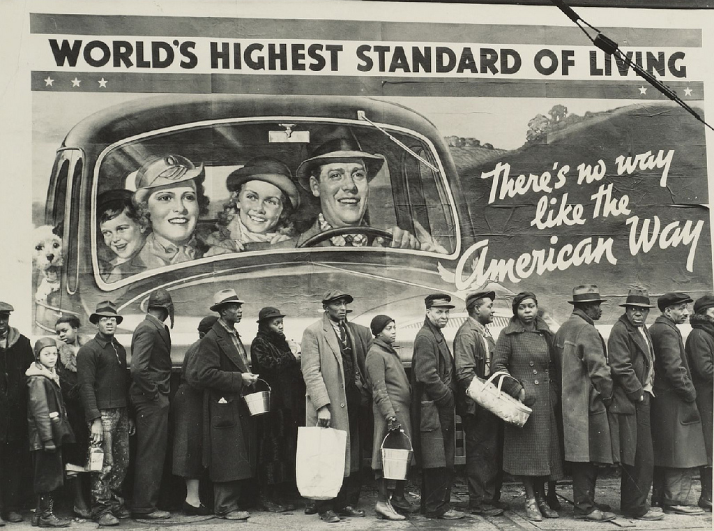 [ B ] Margaret Bourke-White - Louisville Flood (1937) | © cea +/Flickr