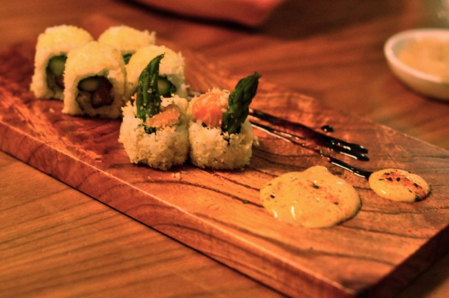 Uchi Sushi |©Kimberly Vardeman/Flickr