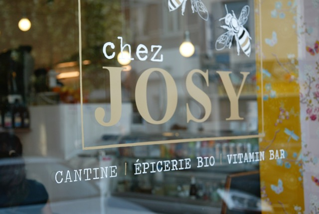 Cantine and vitamin bar Chez Josy | Courtesy of Chez Josy