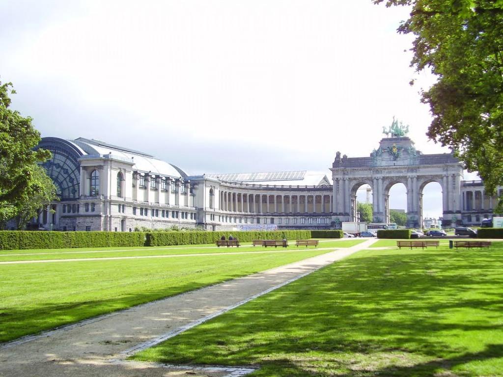 The Cinquantenaire Park | © Ben2/Wikimedia