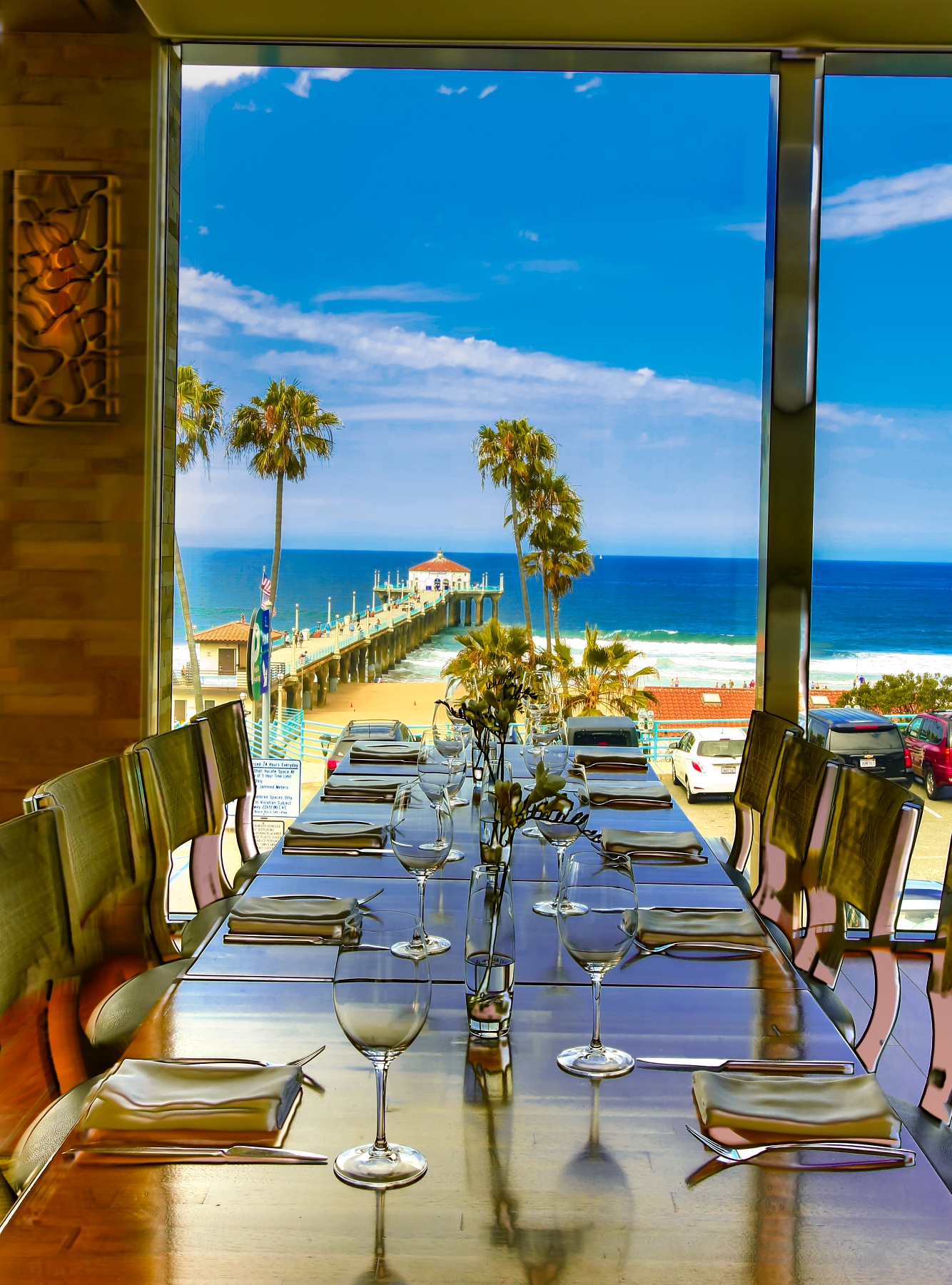 A View From The Beach 17 Will Get You 20: The Best Beachfront Restaurants In Los Angeles