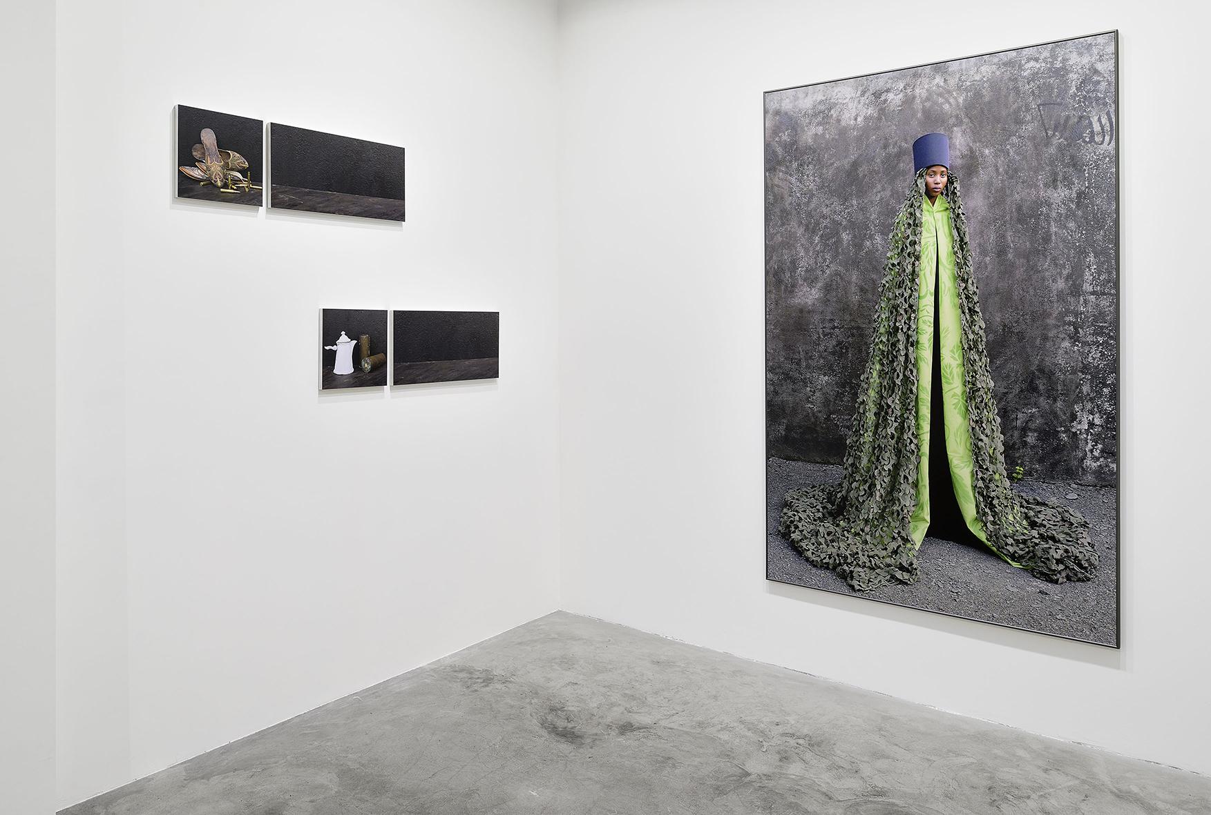 Talwin 2015-16, Materia Gallery Rome | © Maïmouna Guerresi
