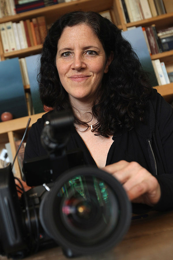 Laura Poitras Documentary Filmmaker Founder Praxis Films New York, NY Age: 48| © Courtesy of the John D. and Catherine T. MacArthur Foundation/wikicommons