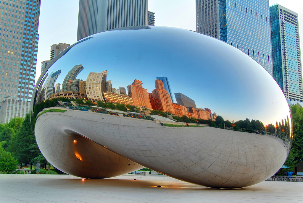 brief history of the chicago bean. Black Bedroom Furniture Sets. Home Design Ideas