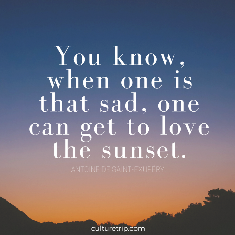 Cloud Quotes New Literary Quotes On Sensational Sunsets