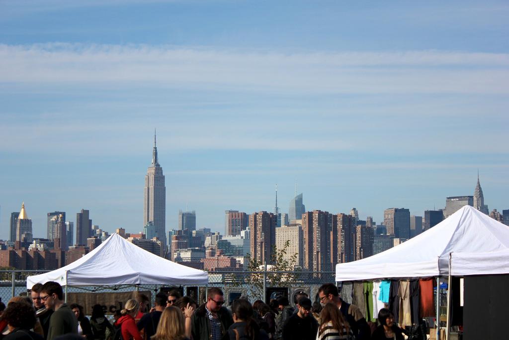 Brooklyn Flea | © Chris Oakley/Flickr