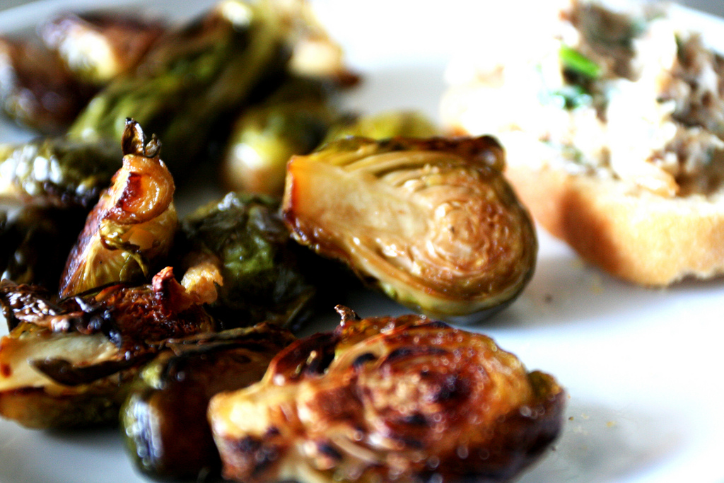 brussel sprouts | © Jing/Flickr
