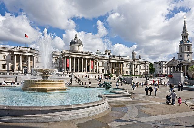 Trafalgar Square | © David Iliff / WikiCommons
