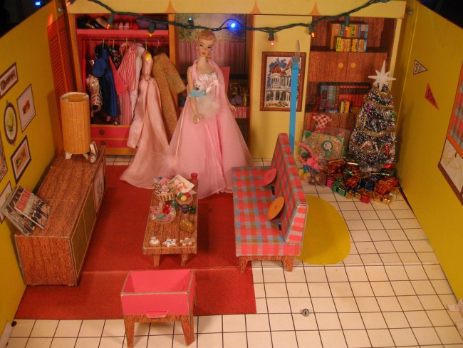Barbie's Dream House | © Elizabeth AE OOAK Dolls/Flickr