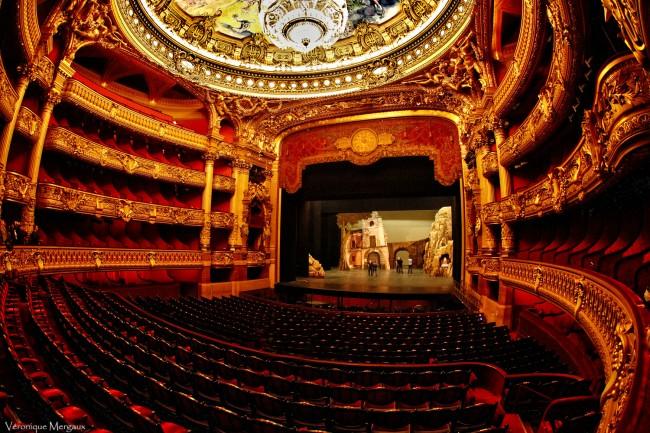 Opéra Garnier   © Véronique Mergaux/Flickr