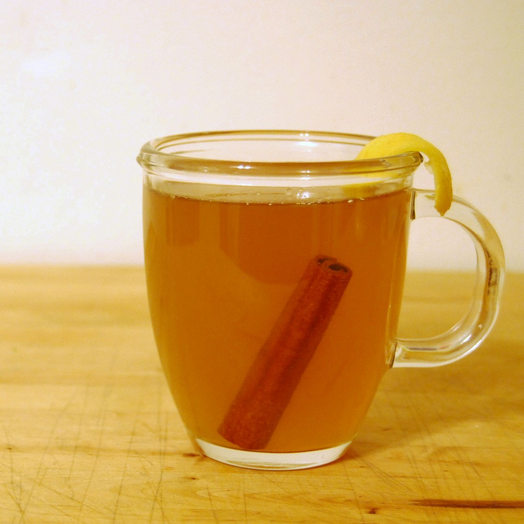 Hot toddy | Courtesy Patrick Truby / Flickr