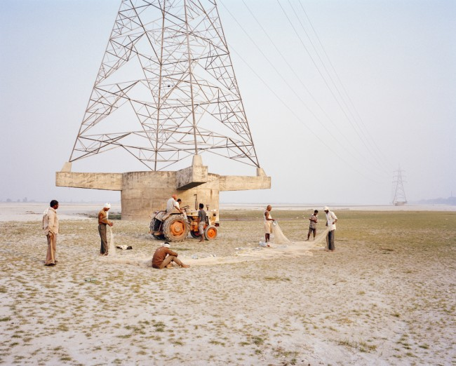 Middle of the Ganges River. Kanpur, India, 2014 | © WaterAid/ Mustafah Abdulaziz