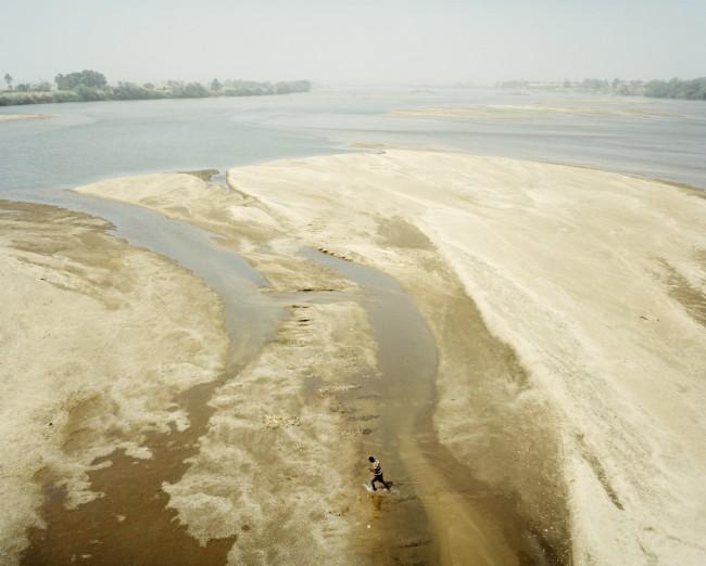 River Benue, Nigeria, 2015 | © WaterAid / Mustafah Abdulaziz