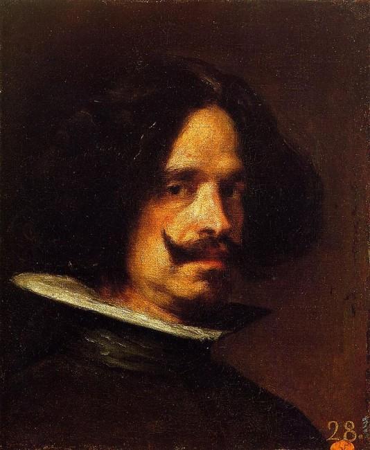 Self Portrait by Diego Velázquez   © DIRECTMEDIA Publishing GmbH/Wikicommons