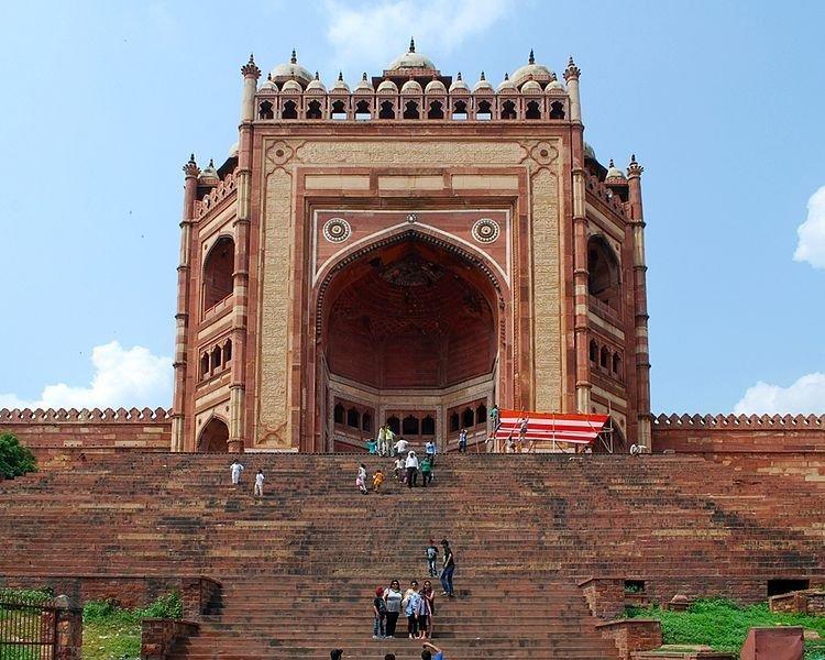 The Buland Darwaza |©Sanyam Bahga/Wikicommons