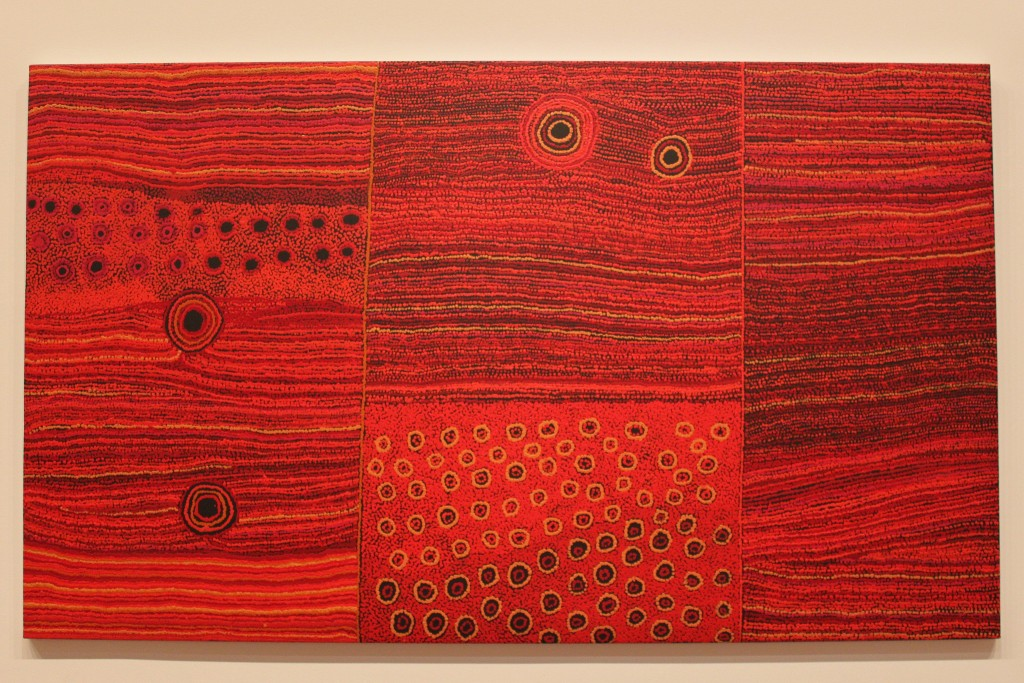 Traditional Indigenous Art   © Travis/Flickr