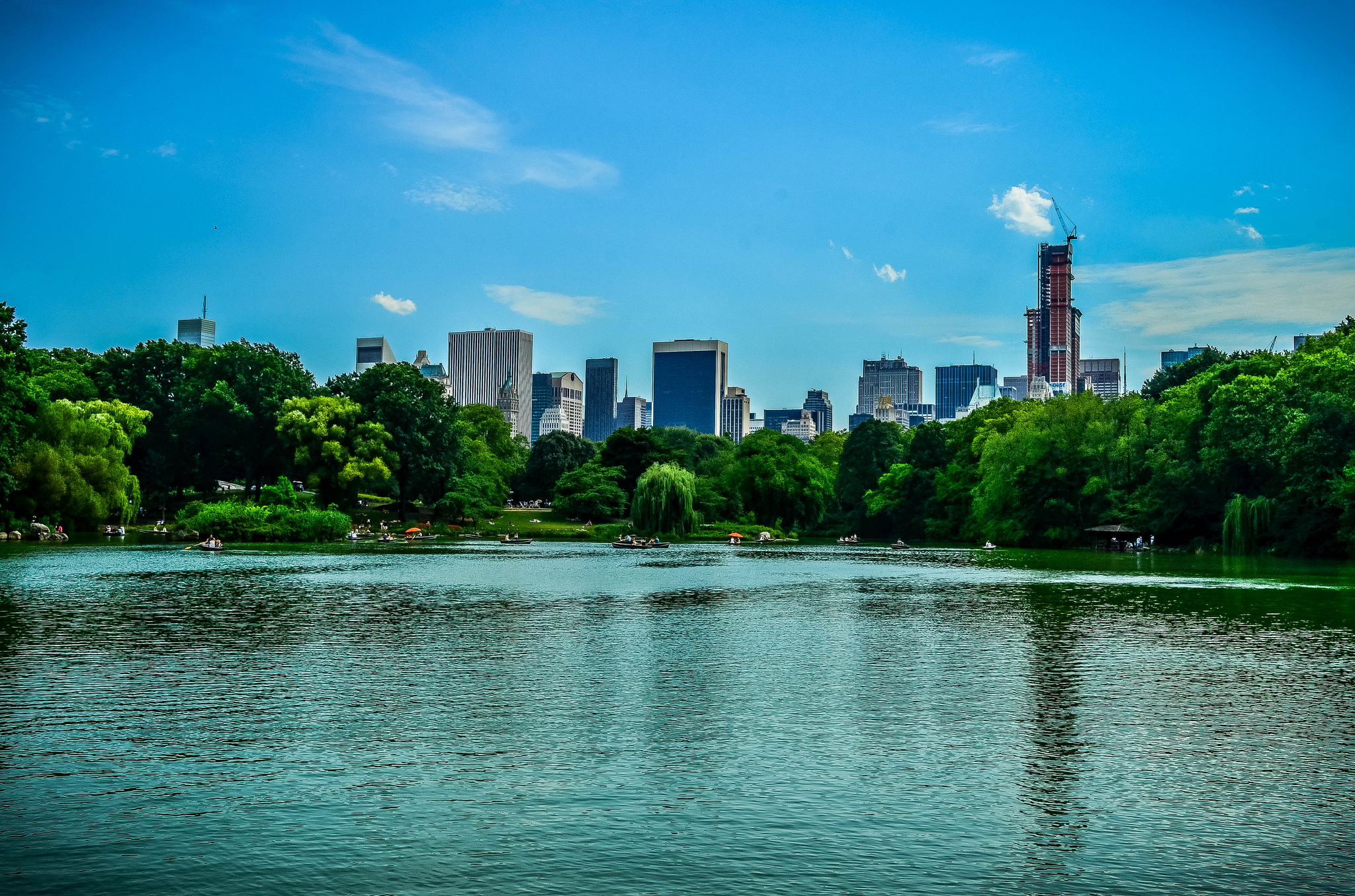 Central Park | © m01229/Flickr