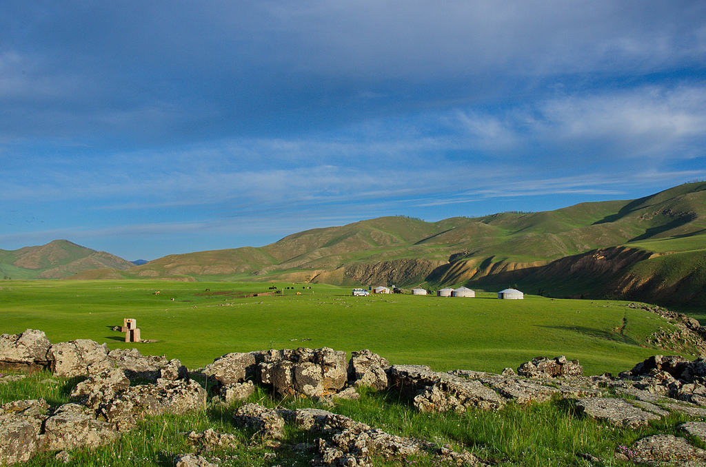 The 10 Most Beautiful Spots In Mongolia